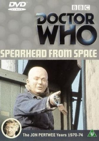 Doctor Who – Spearhead From Space [DVD] [1970]