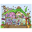 Cross stitch - Bothy Threads - Fairy Hill