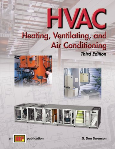 HVAC - Heating, Ventilating, and Air Conditioning Workbook - 3rd Edition - Amer Technical Pub - AT-0679 - ISBN: 0826906796 - ISBN-13: 9780826906793