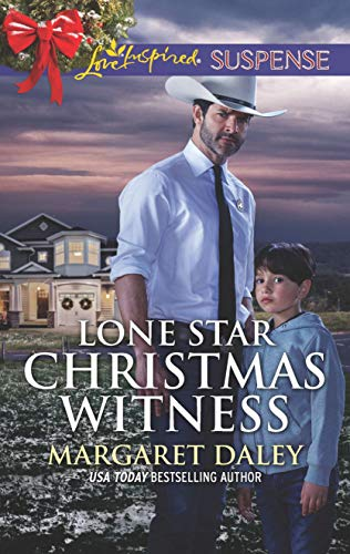 Lone Star Christmas Witness (Lone Star Justice) [Daley, Margaret] (De Bolsillo)