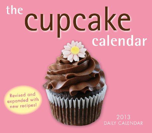 Cupcake Calendar 2013 Box/Daily (calendar)