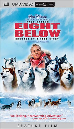 Cover art for  Eight Below [UMD for PSP]