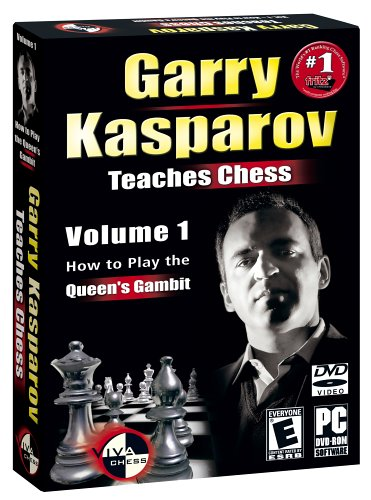 Garry Kasparov Teaches Chess 1: Opening Strategies, The Queen's Gambit (DVD) [Old Version]