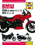 Bmw K75 Repair Manual Haynes Service Manual Workshop Manual 1985-1996