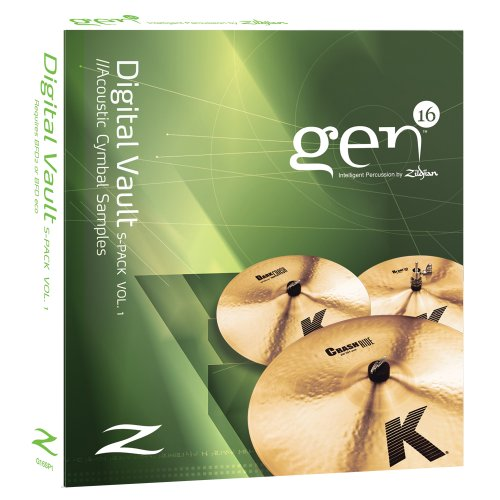 Gen16 Digital Vault Sound Pack Vol. 1