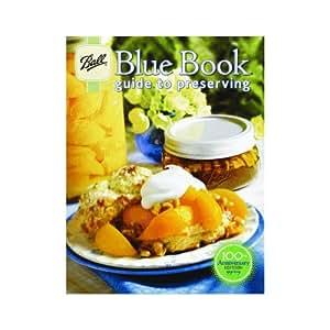 1 X Jarden Home Brands 21400 Ball Blue Book