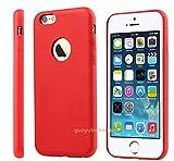 Nakoda TOTU Original Design Luxury Fashion Case Back Cover For iPhone 6 - Red