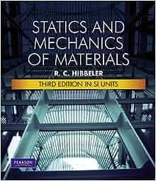 Statics mechanics of hibbeler materials pdf