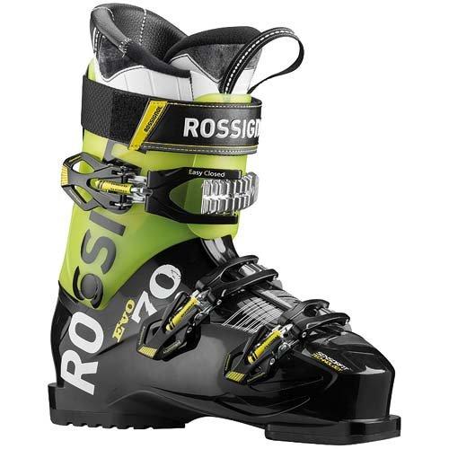 ROSSIGNOL(ロシニョール) ウインター スキー ブーツ EVO 70 BK / YE ブラック RBD8160