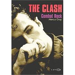 [recherche] Livre Clash:Combat Rock 51Y9S7CHNHL._SL500_AA240_
