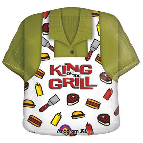 Bbq Shirt Super Shape