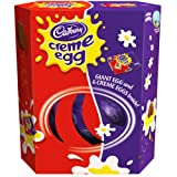 Cadbury Creme Egg Giant Easter Egg 532g