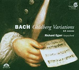 BACH. Goldberg Variations. Egarr