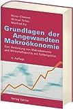 Grundlagen der Angewandten Makroökonomie: Eine Verbindung von Makroökonomie und Wirtschaftspolitik mit Fallbeispielen
