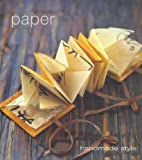 img - for Paper (Handmade Style) by Jeanette Bakker (2006-05-01) book / textbook / text book
