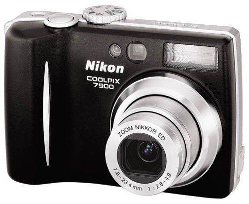 Nikon Coolpix 7900 7 MP Digital Camera with 3x Optical Zoom Reviews