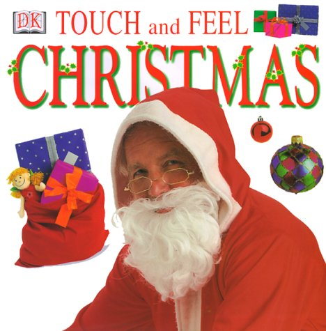 Touch and Feel Christmas (Board book)