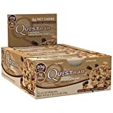 Quest Oatmeal Chocolate Chip Protein Bar NEWEST FLAVOR 20 G of Protein