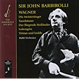 Wagner-Opera Overtures & Preludes