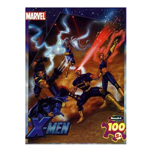 Warren X-Men 100 Piece Jigsaw Puzzle by Marvel