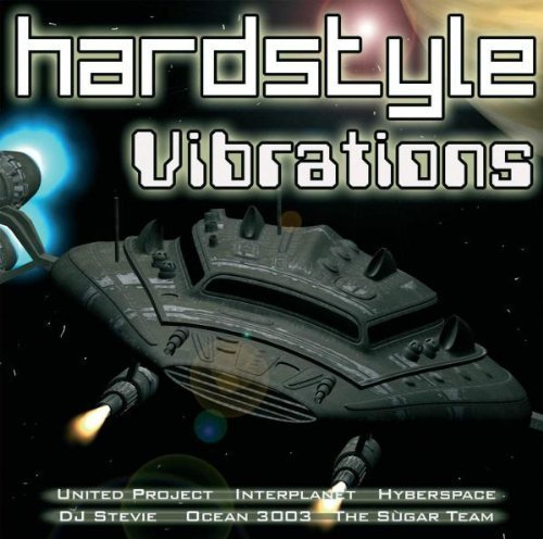 Hardstyle Vibrations by Various Artists (2008-03-18)