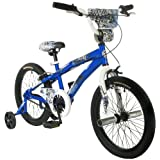 Mongoose Decoy Boy's Bike (18-Inch Wheels) by Mongoose
