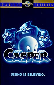 Amazon.com: Casper [VHS]: Christina Ricci, Bill Pullman ...