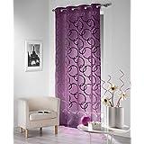 Voilage violet d 39 occasion voir les 97 annonces for Fenetre 200x100