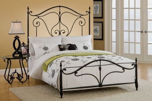 Wrought Iron Headboards For Queen Beds front-991807