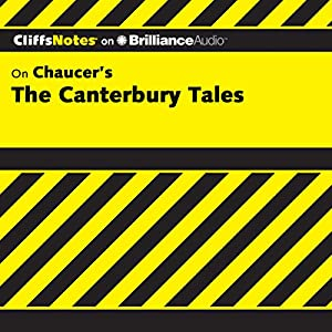 The Canterbury Tales: CliffsNotes Audiobook