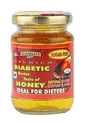 Sugarless Bliss Honey Saffron, 200g
