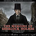 The Memoirs of Sherlock Holmes Audiobook by Arthur Conan Doyle Narrated by John Tatlock