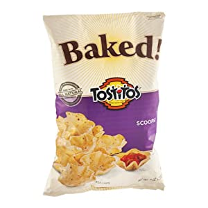 Baked Tostitos Scoops