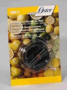 Oster 4902-003 Replacement Blender Jar Base