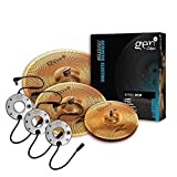 Zildjian ジルジャン GEN16 BUFFED BRONZE 13/16/18 BOX SET [NAZLG16BS2DS]