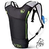 Hydration Backpack - Camel Pack with 2L Bladder - Hydration Pack - Water Backpack for Outdoor Sports of Running Hiking Bike Backpacking - Water Bottle Pack for Men Women Kids
