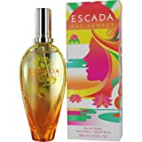 Taj Sunset by Escada for Women, Eau de Toilette Spray, 3.4 Ounce