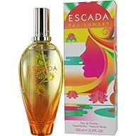 Taj Sunset by Escada for Women, Eau de Toilette Spray, 3.3 Ounce