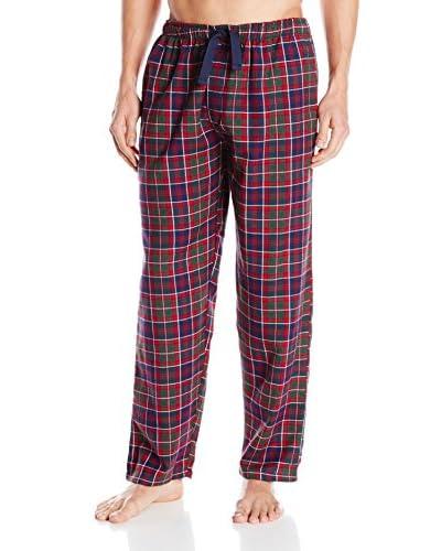 Geoffrey Beene Men's Plaid Flannel Pajama Pant