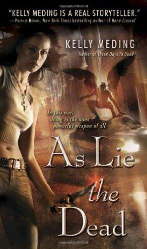 Image of As Lie the Dead (Dreg City, Book 2)