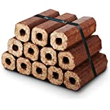 La Hacienda Heatblox Logs - 12 Pack
