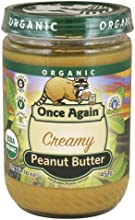Once Again 100 Organic Smooth Peanut Butter 1216 Oz