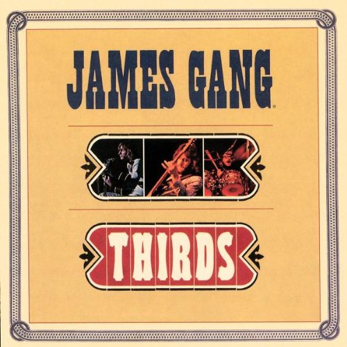 James Gang - Thirds (Remastered) - Zortam Music