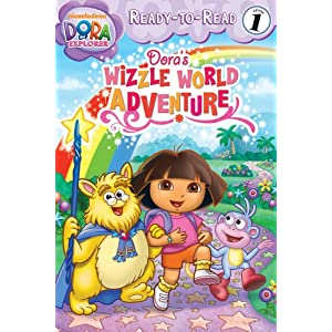 Dora's Wizzle World Adventure (Ready-To-Read Dora the Explorer - Level 1)
