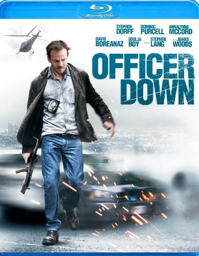 Officer Down [Blu-ray] by ANCHOR BAY