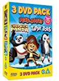 Tappy Toes/Puss in Boots/Chop Kick Panda [DVD]