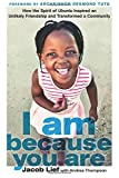 img - for I Am Because You Are: How the Spirit of Ubuntu Inspired an Unlikely Friendship and Transformed a Community book / textbook / text book