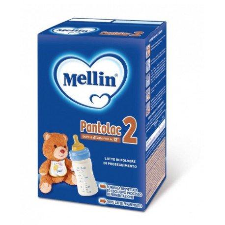 Mellin Spa-Pantolac 2 600g