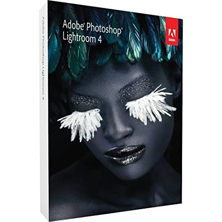 Adobe Photoshop Lightroom V4 PC Mac