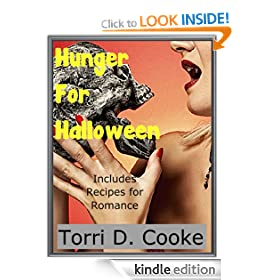 Hunger for Halloween (Erotic Romance Short Story)